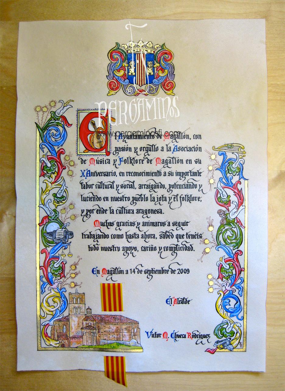 Diplomas De Pergamino Para Texto | apexwallpapers.com